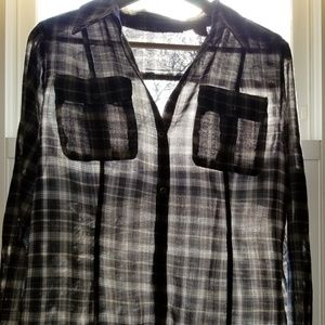 NY & Co Button Down